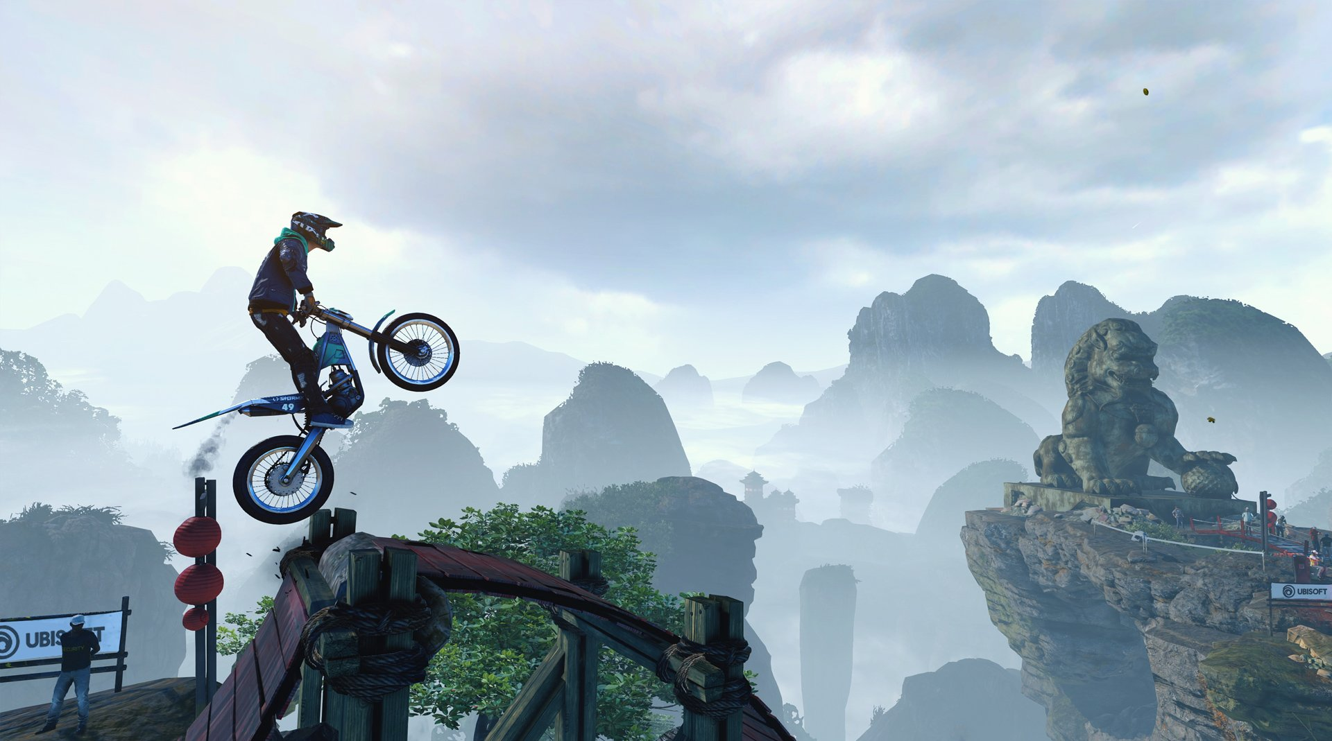 Trials Rising reminds me why I love the series screenshot