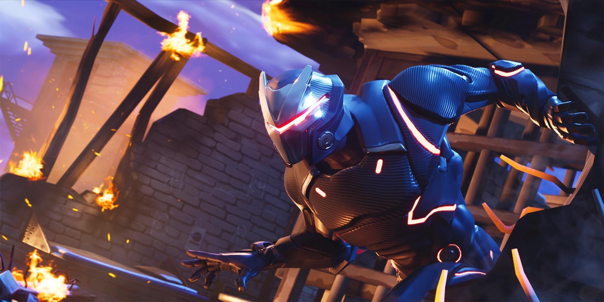 Nintendo Download: Fortnite screenshot