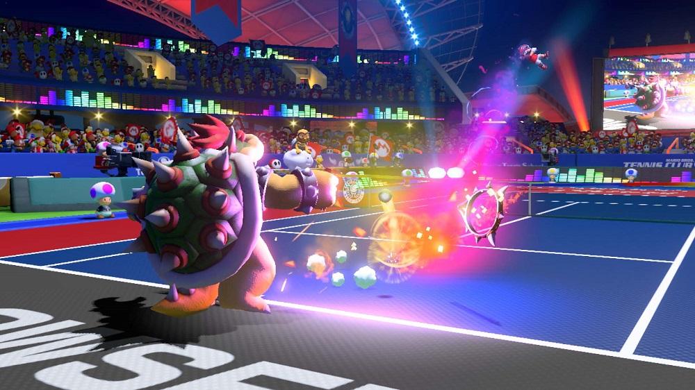 Nintendo confirm previous Mario Tennis Aces DLC roster rumours screenshot