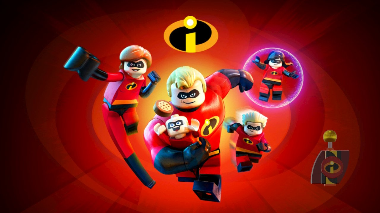 Review: Lego The Incredibles screenshot