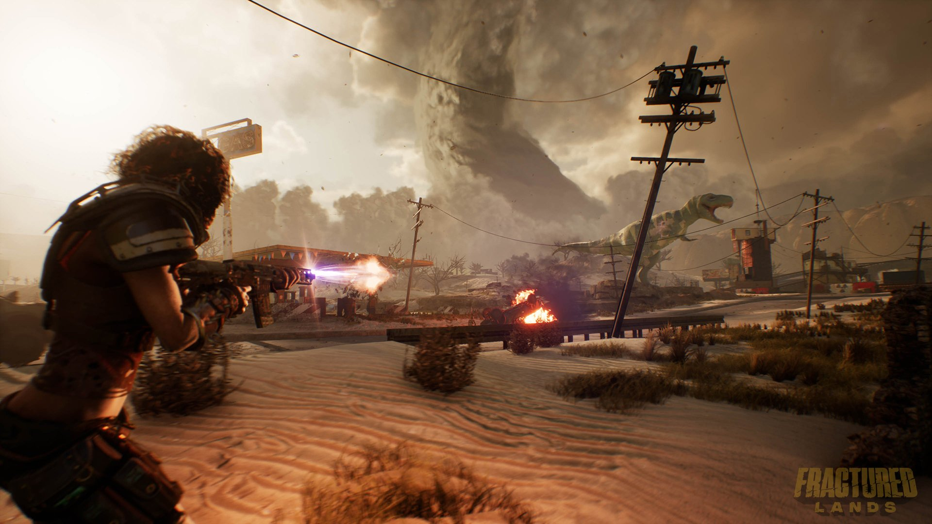 We have 500 closed beta keys for Fractured Lands to give to you screenshot