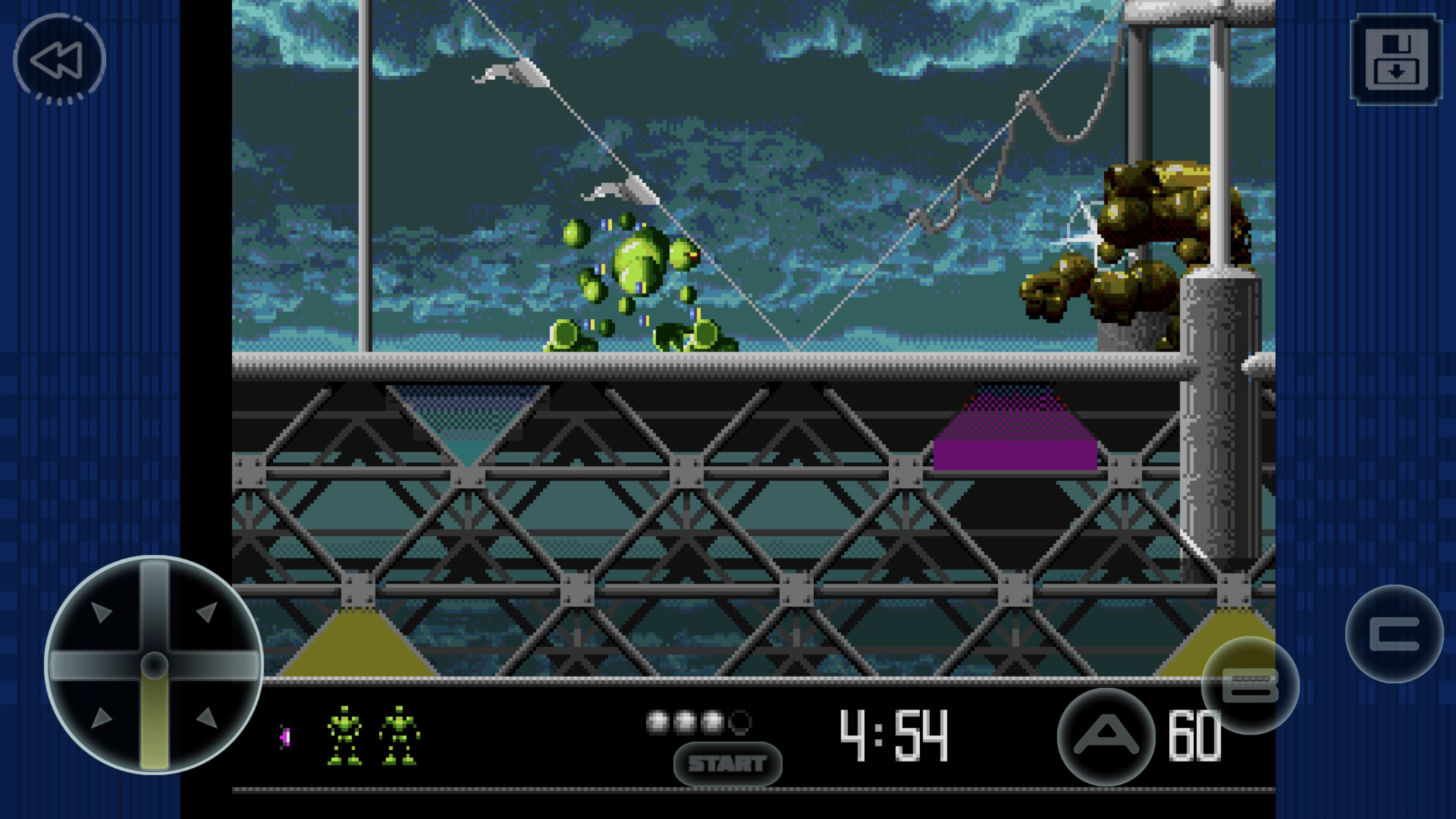 Vectorman, Possibly The Best Genesis Game, Is Now Available On Sega Forever