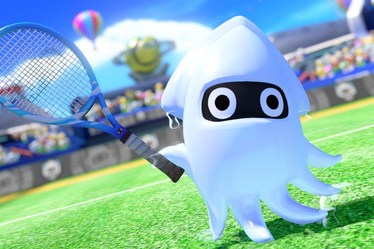 Nintendo Download: Mario Tennis Aces