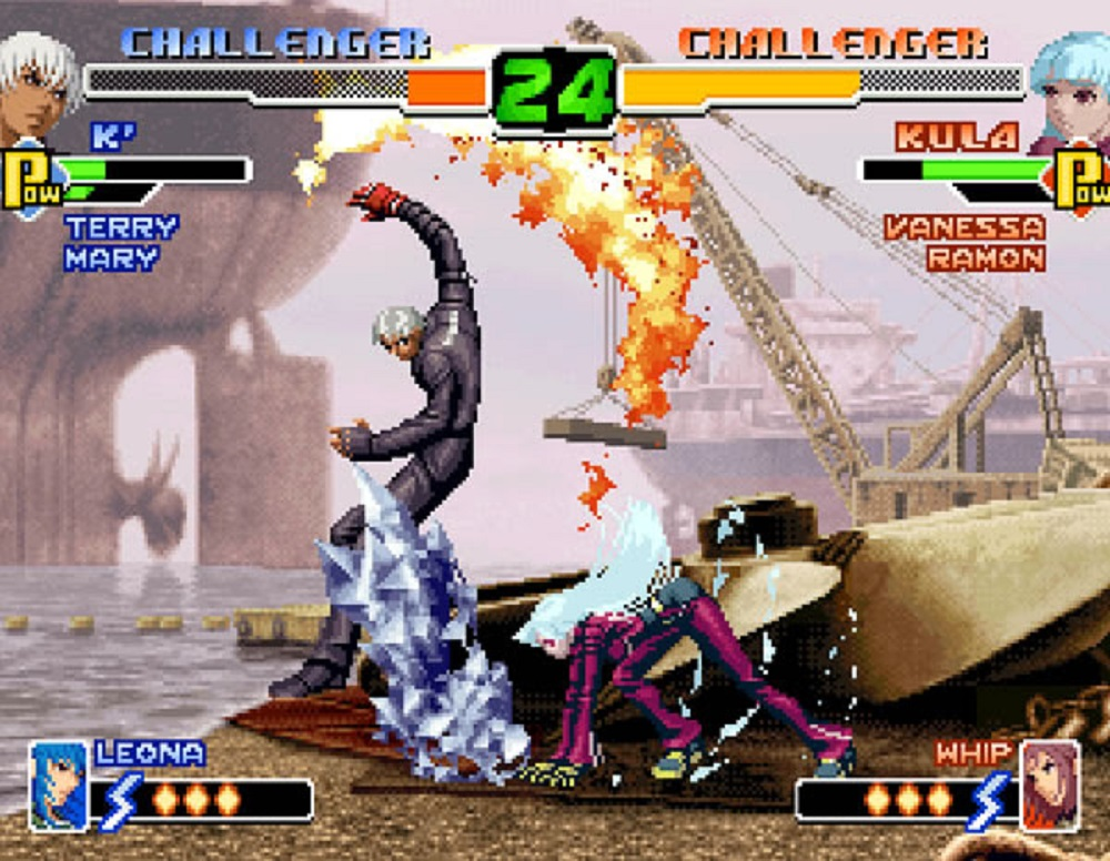 King Of Fighters 2000 Back To Rumble On PS4 And Xbox One
