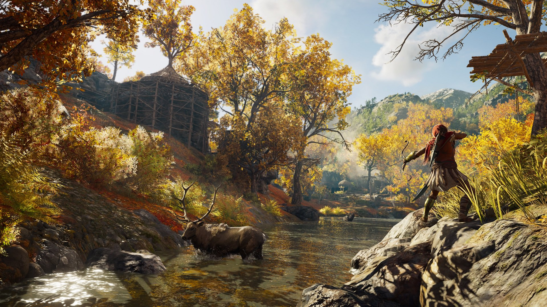 Assassin's Creed Odyssey will have a reversible cover screenshot
