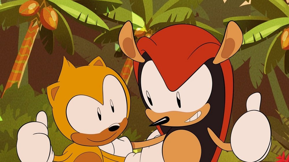 Celebrate Sonic's birthday weekend with a new episode of Sonic Mania Adventures screenshot