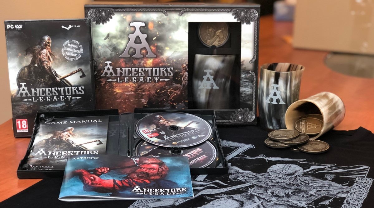 Contest: Win this physical Collector's Edition of Ancestors Legacy screenshot