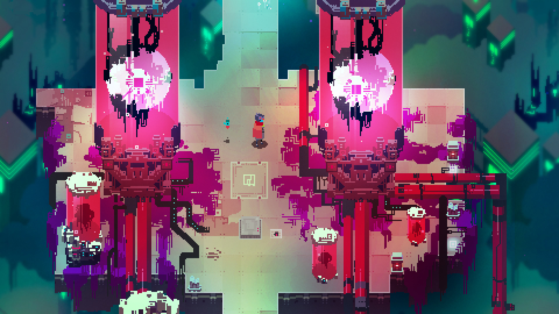This weekend's PlayStation Network flash sale has gems like Hyper Light Drifter