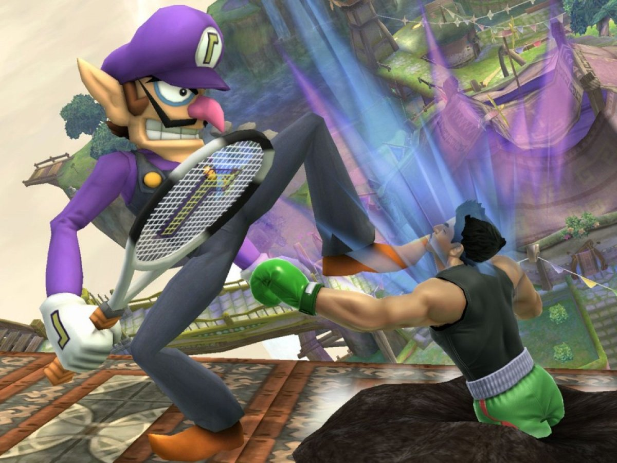 Here's everything you could possibly want to know about Waluigi screenshot