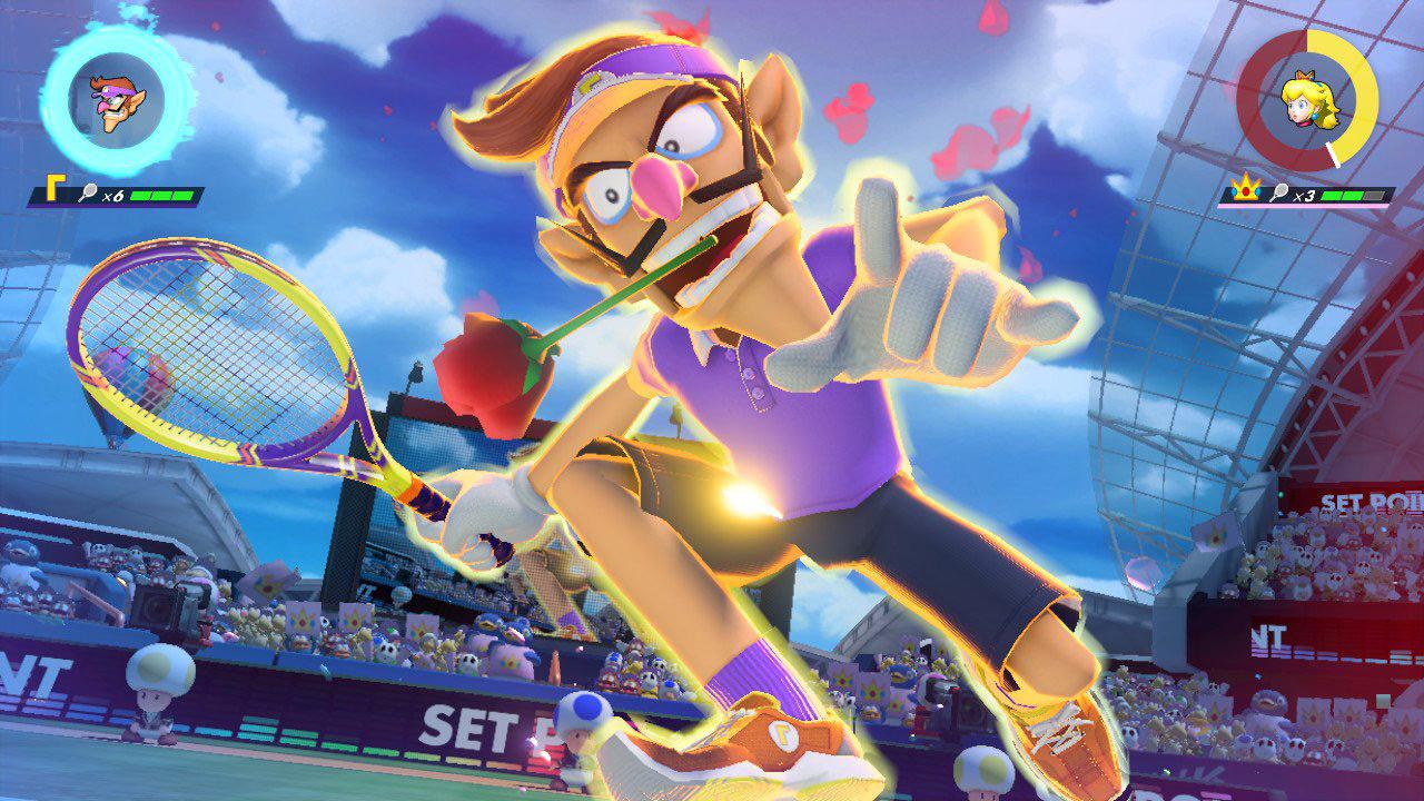 Review Mario Tennis Aces