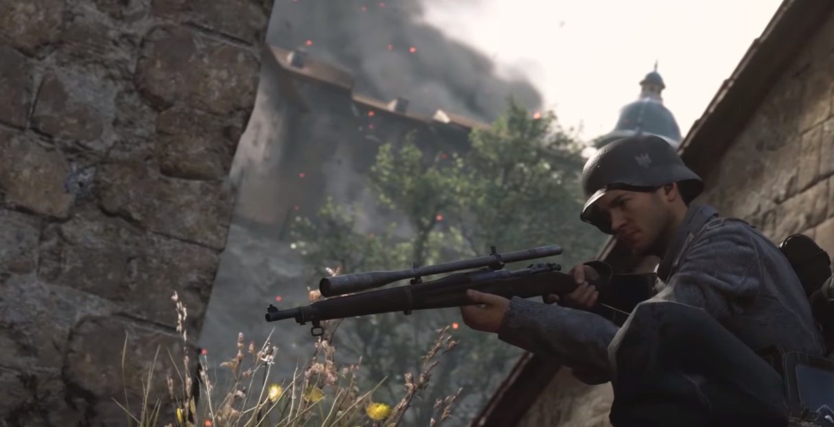 Call of Duty: WWII - United Front review