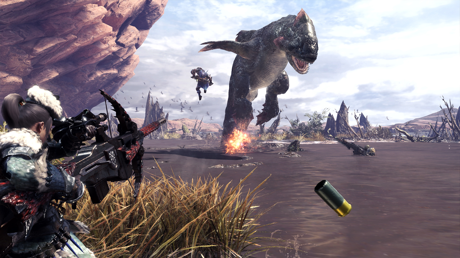 Monster Hunter World Is Skipping Switch But It Sounds Like Capcom