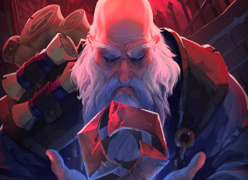 Heroes of the Storm continues to build its world with a second comic screenshot