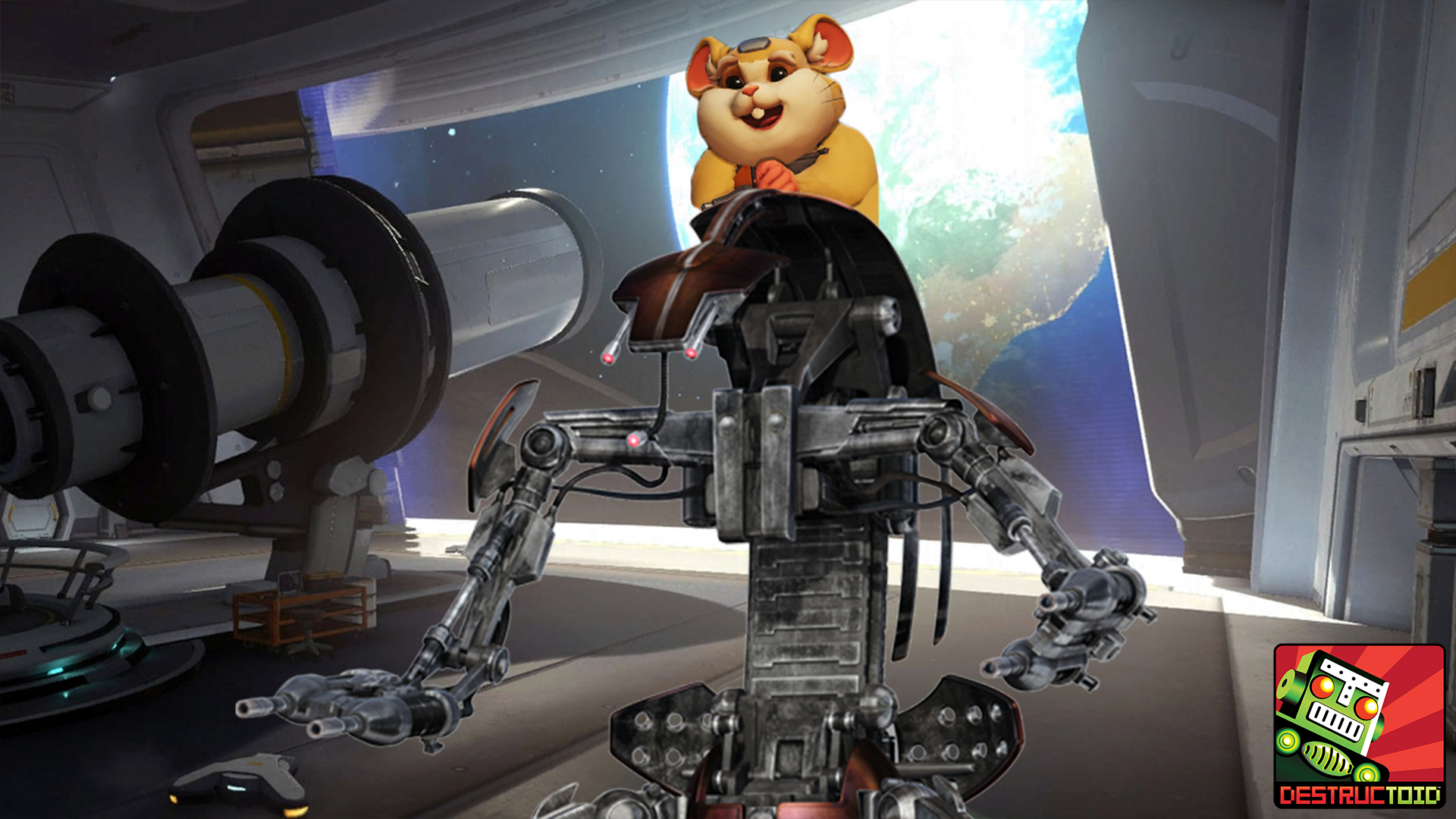 Hammond Rolls Onto Overwatch; How Does He Fit In?