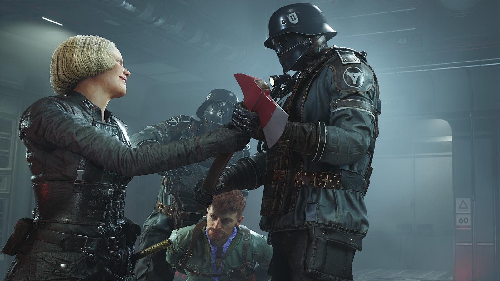 Wolfenstein II Switch review