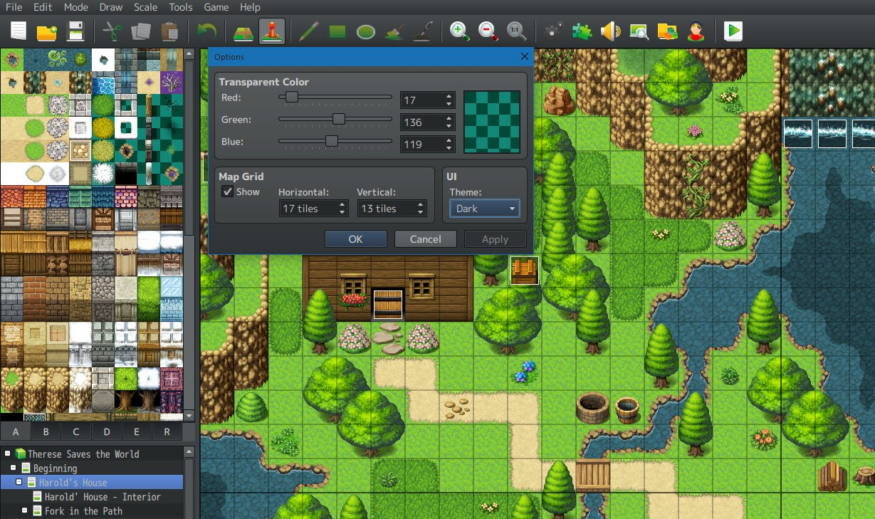 Yep, RPG Maker MV is coming west on PS4, Xbox One, and Switch screenshot