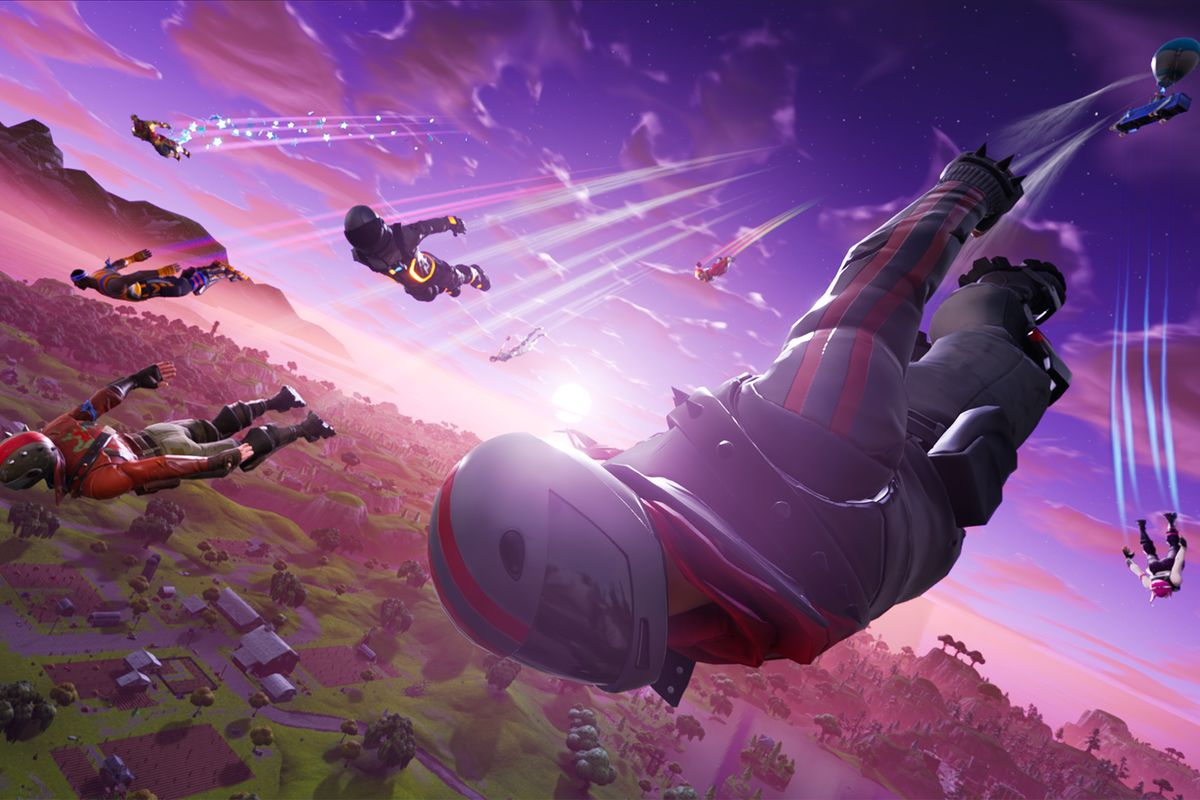 PSA: Another massive, possibly game-changing event is happening in Fortnite today screenshot
