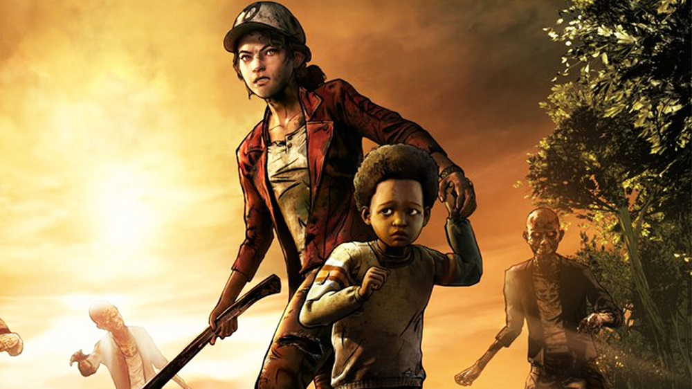 Rumour: Telltale's The Walking Dead shows up on retail store for Nintendo Switch screenshot