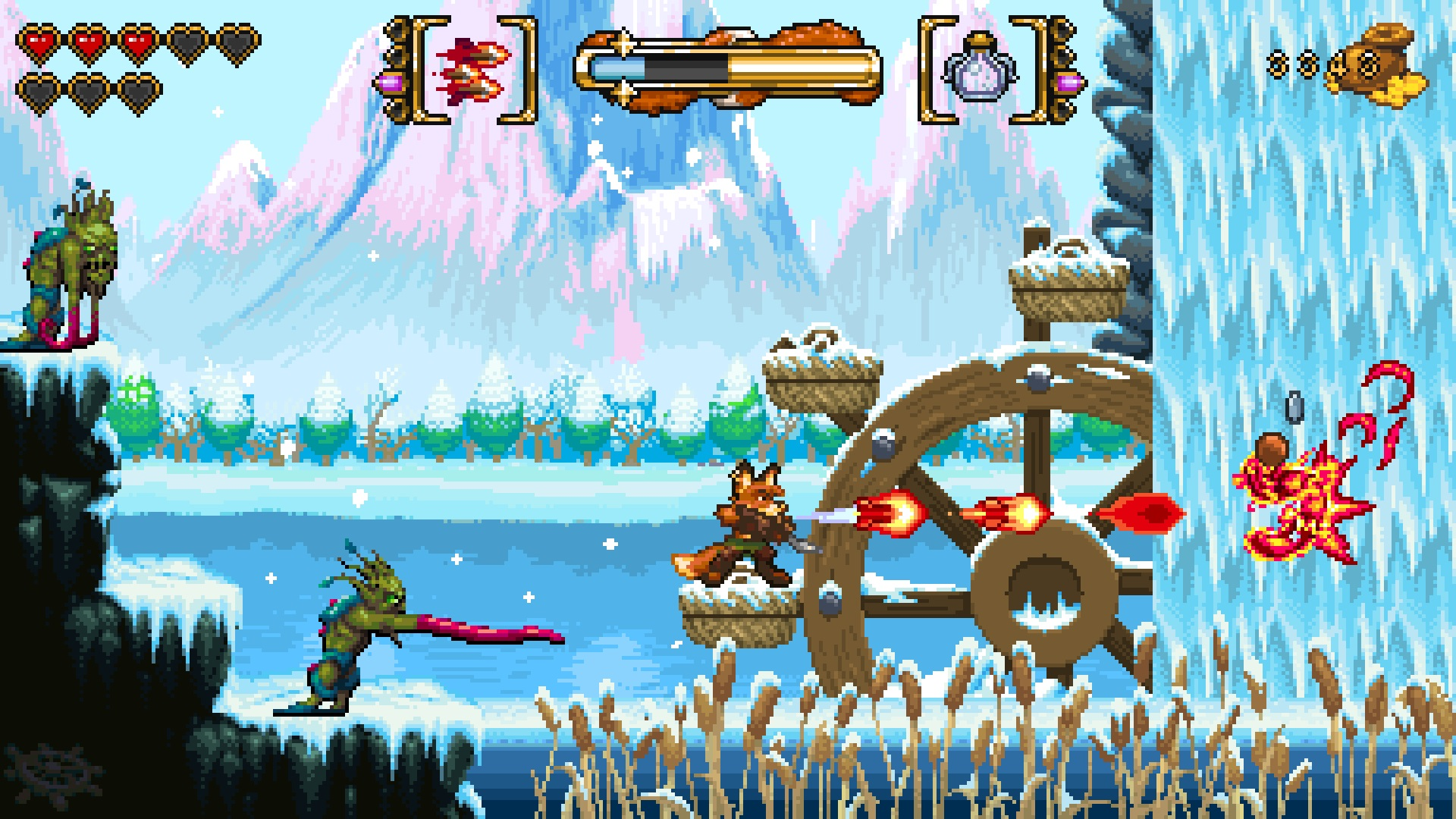 Fox n Forests developer: 'Switch is our strongest platform to date, 3:1 sales ratio with PC and 4:1 with PS4' screenshot