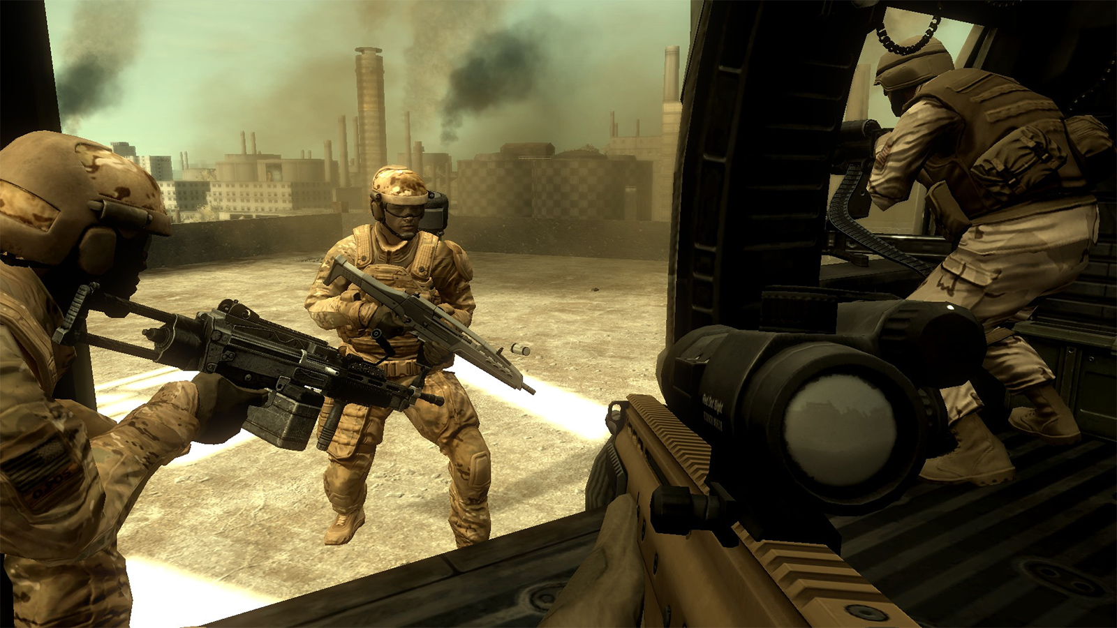 Ghost Recon Advanced Warfighter slides onto the Xbox One backward compatibility list screenshot