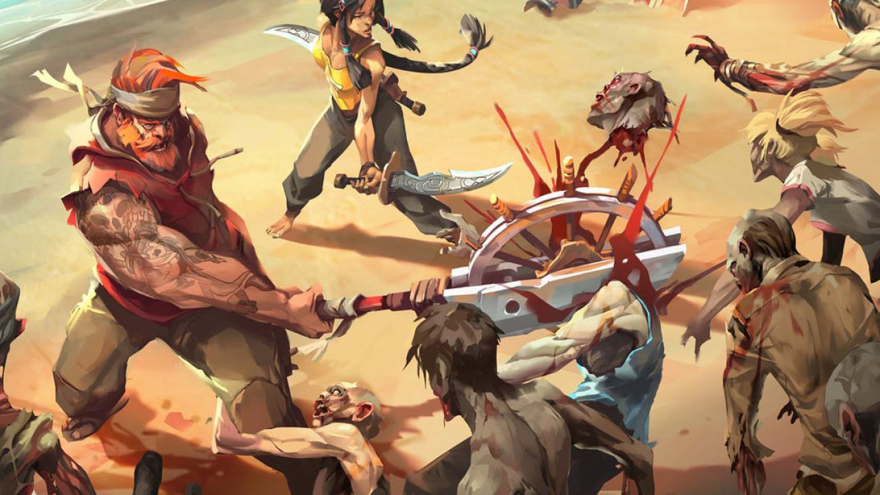 Dead Island's next chapter is a free mobile tower defense game, and it released today screenshot