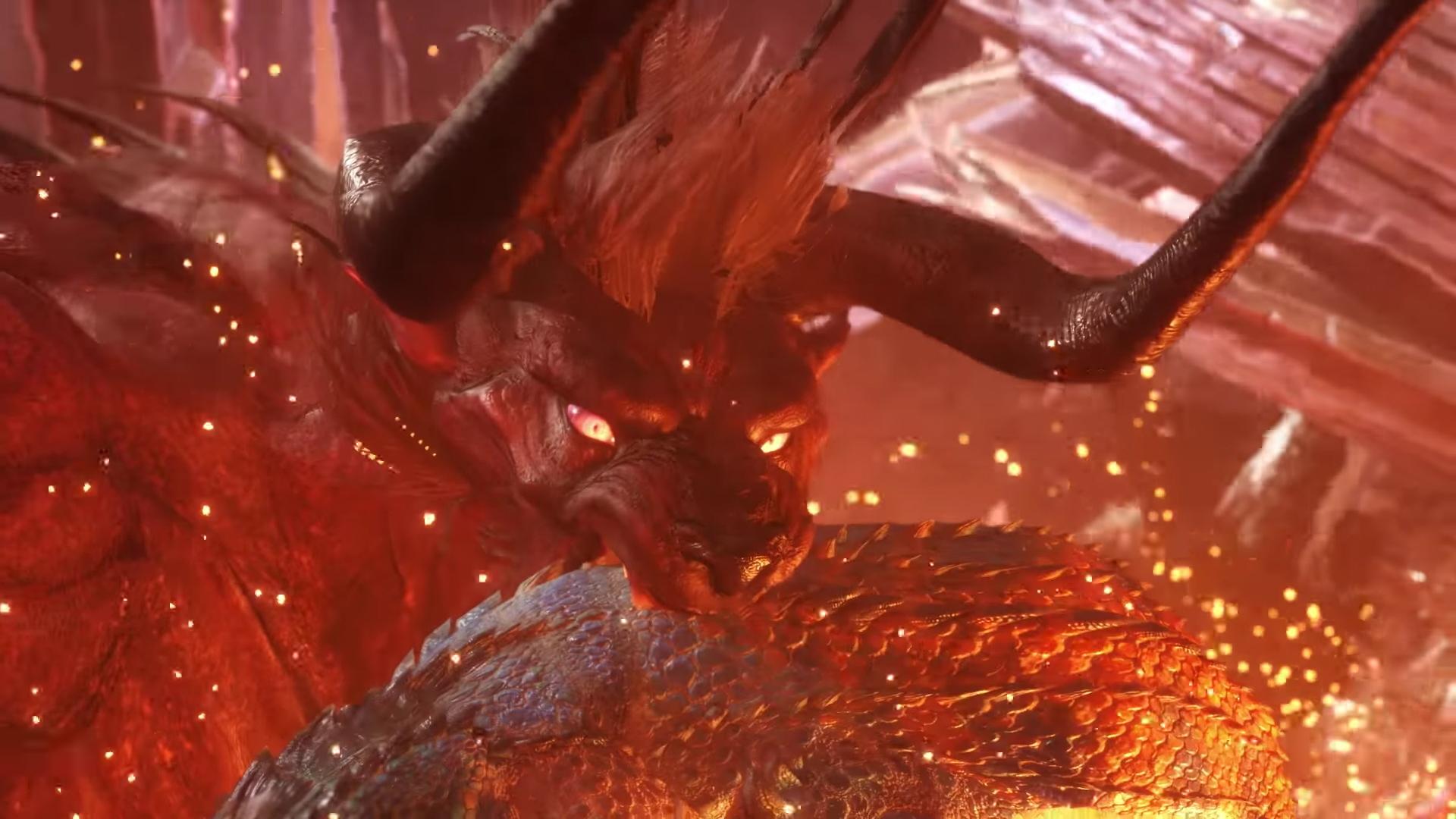 Final Fantasy XIV's Behemoth won't hit Monster Hunter: World until August screenshot