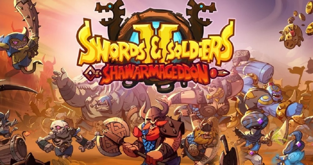 (Update) Swords and Soldiers II Kickstarter canceled, game is still coming to PC and PS4, maybe Switch screenshot