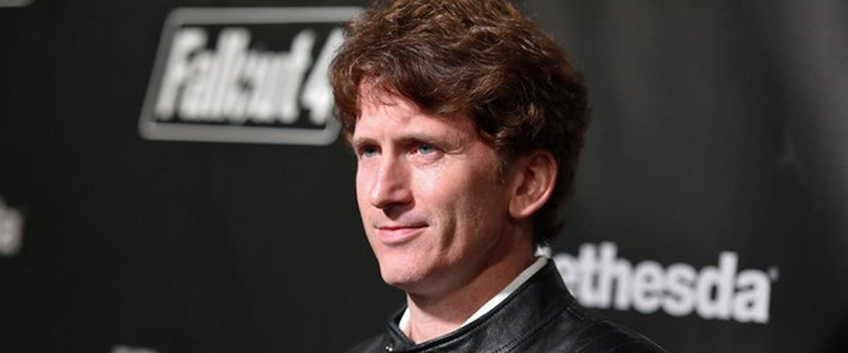 Bethesda's Todd Howard on the success of Skyrim and its many re-releases screenshot