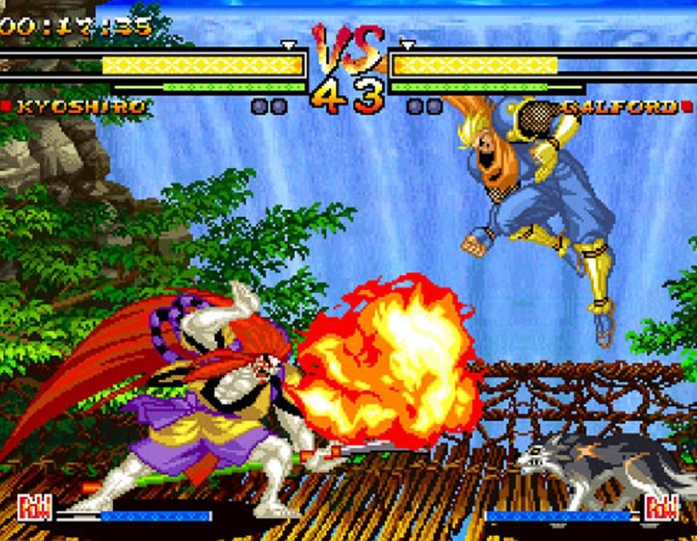 Steel clashes once more as Samurai Shodown V returns screenshot