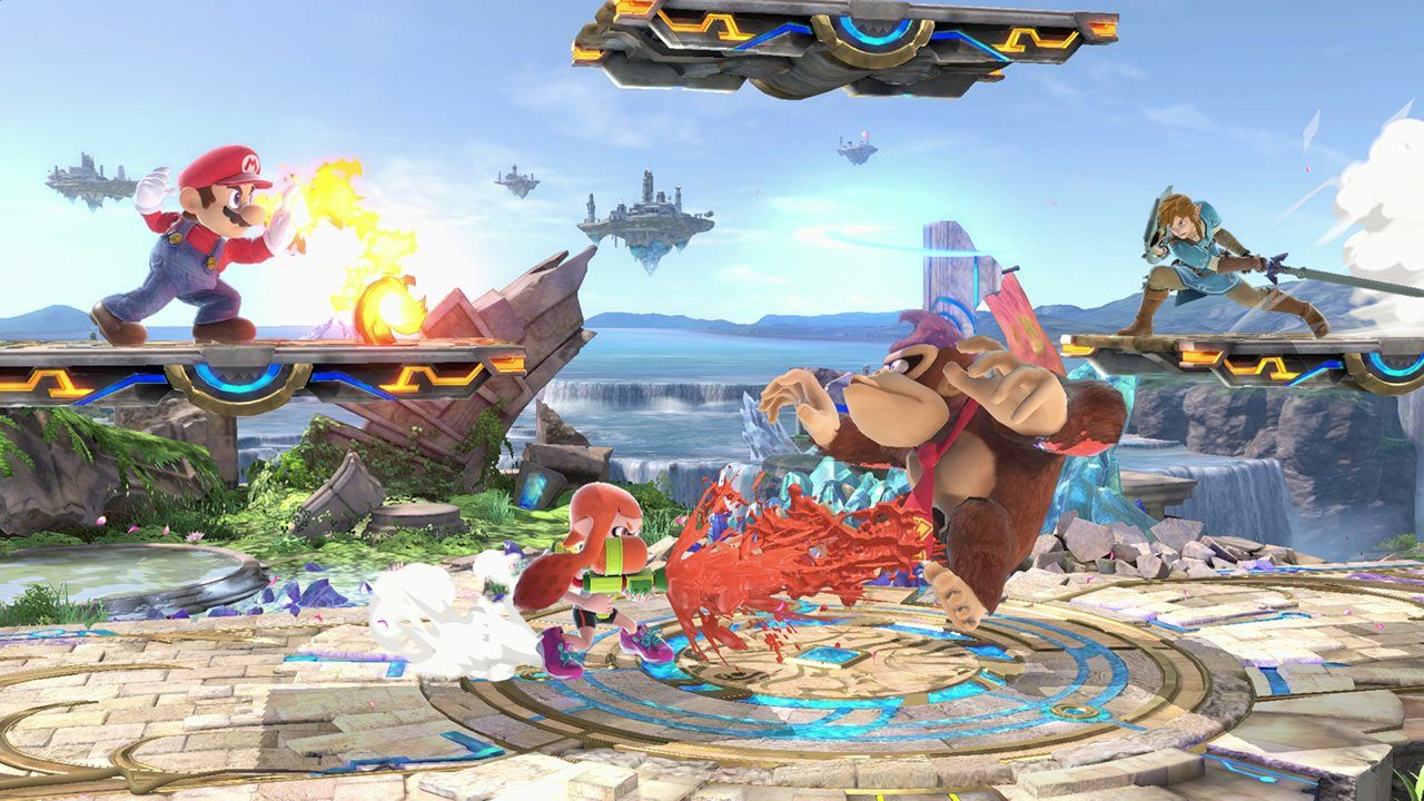 Sakurai reiterates that he doesn't have a pressing need to grow the Super Smash Bros. competitive scene with Ultimate screenshot