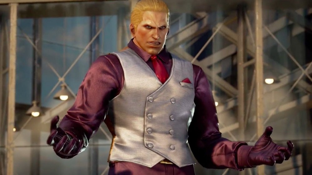 Are there more characters headed to Tekken 7 in the future? screenshot