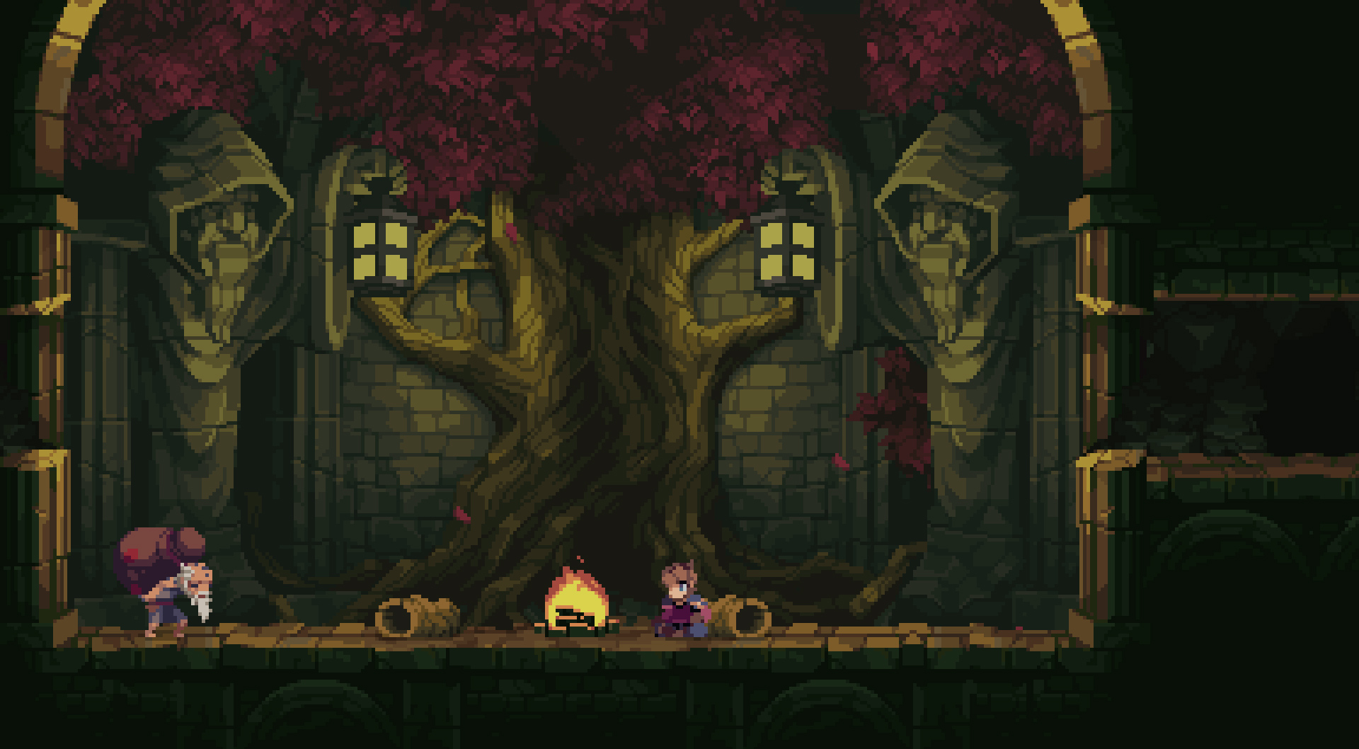 After five years and 72 Kickstarter updates, Chasm is finally coming this month screenshot