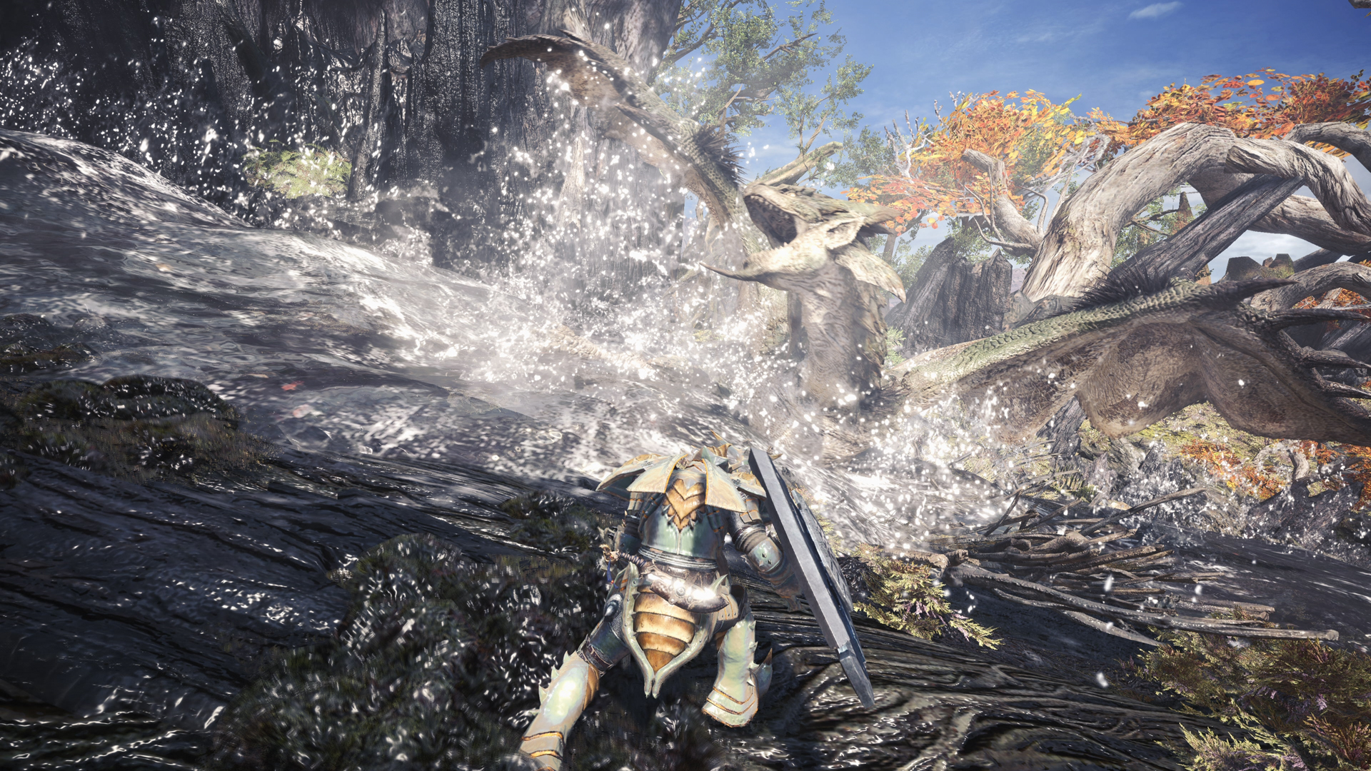 Monster Hunter: World will not launch with cross-platform or mod
