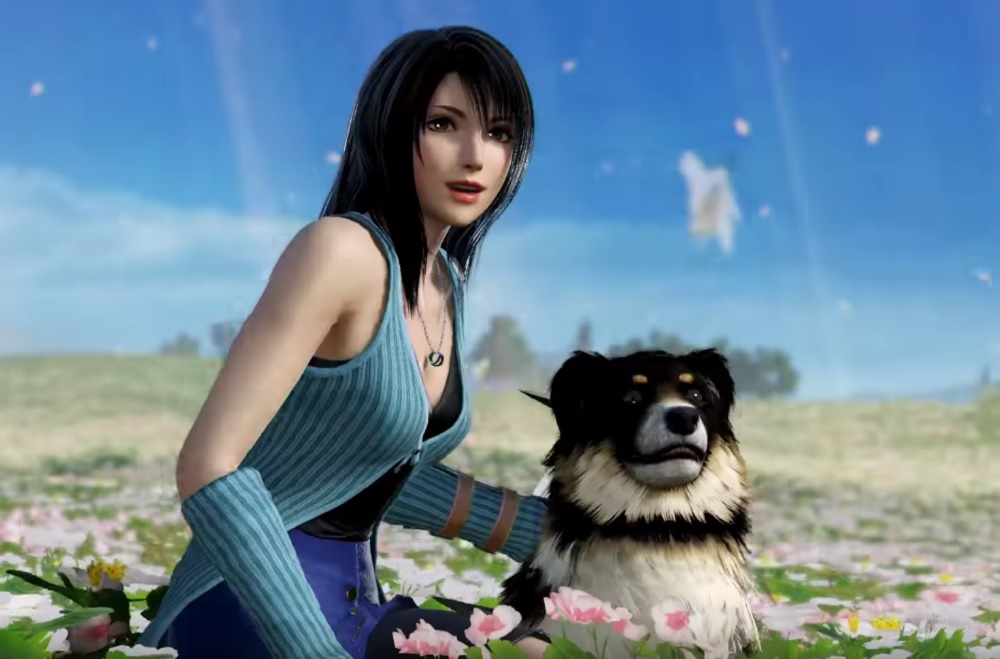 Rinoa Heartily joining the roster of Dissidia Final Fantasy NT screenshot