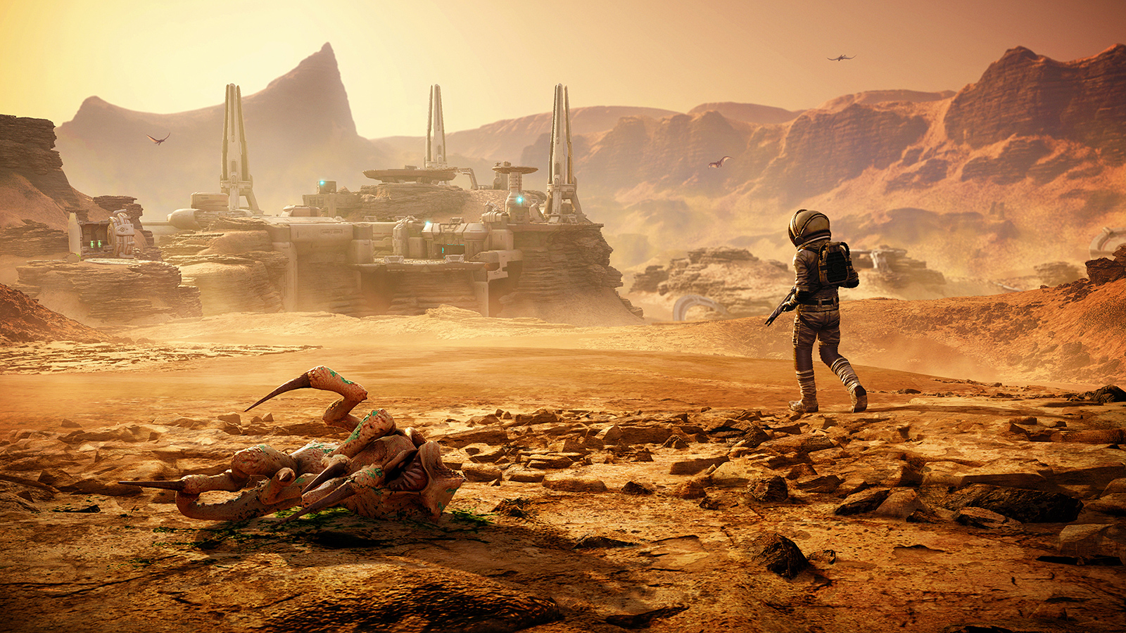 Review: Far Cry 5: Lost on Mars screenshot