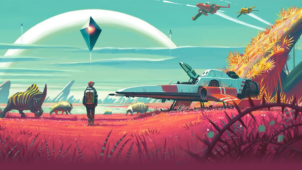 Video details 11 changes made to No Man's Sky since launch screenshot