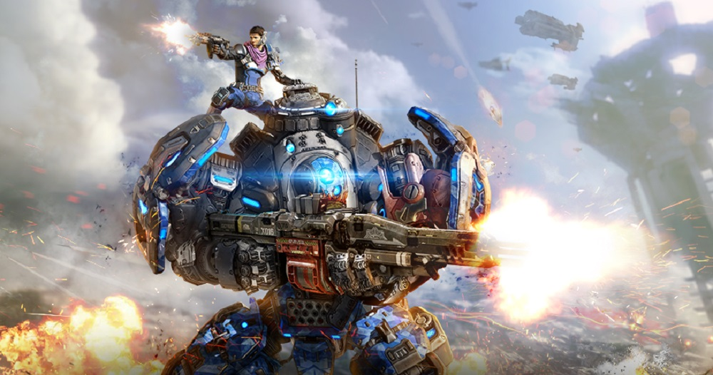 Free-to-play project Titanfall Online has been canned screenshot