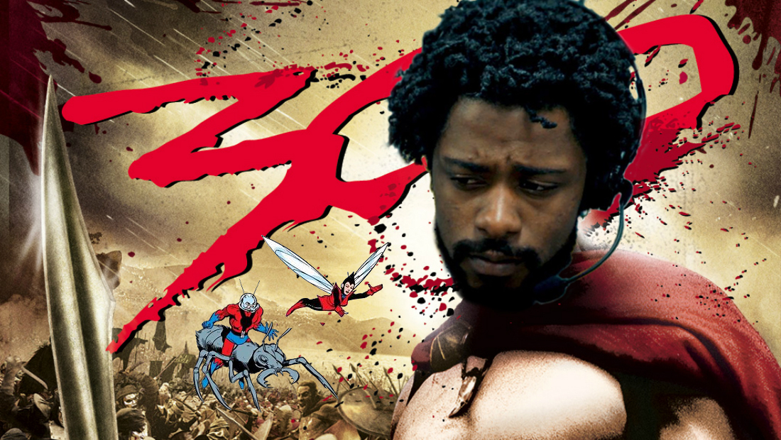 The 300 Week 27: Ant-Man, The Wasp, and My White Person Voice screenshot