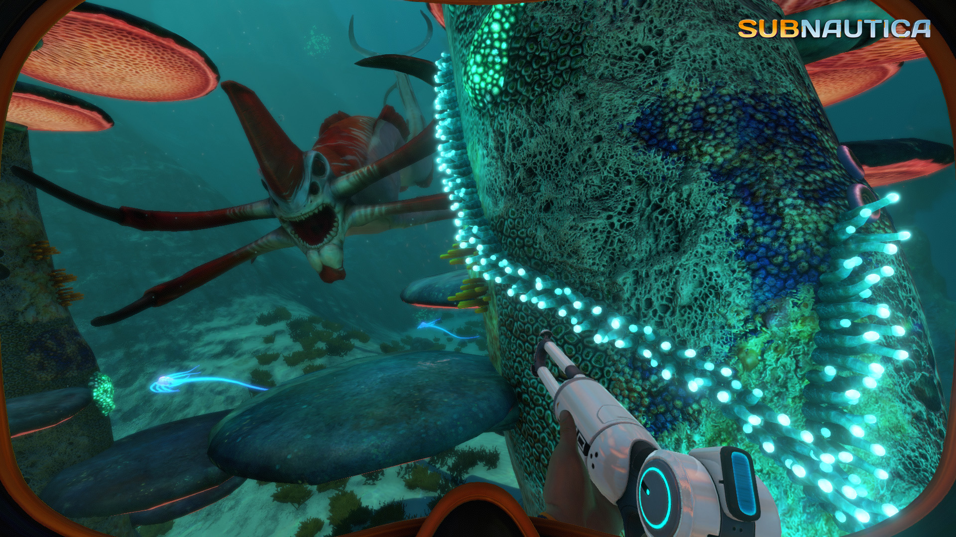 Subnautica is one of the best survival games out there and now it's coming to PS4 screenshot
