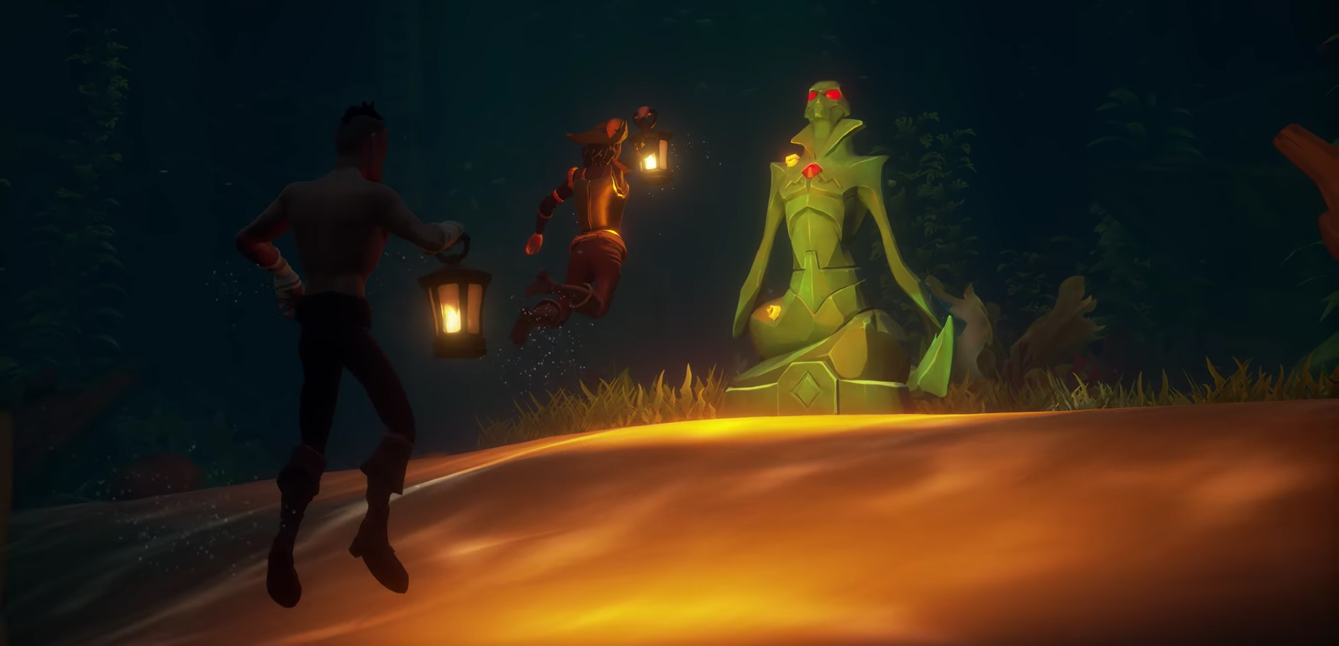 Rare gives Sea of Thieves players more reasons to go underwater screenshot