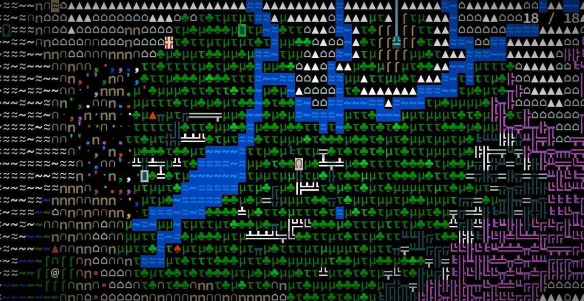 Roguelike Caves of Qud comes to GOG and itch.io screenshot