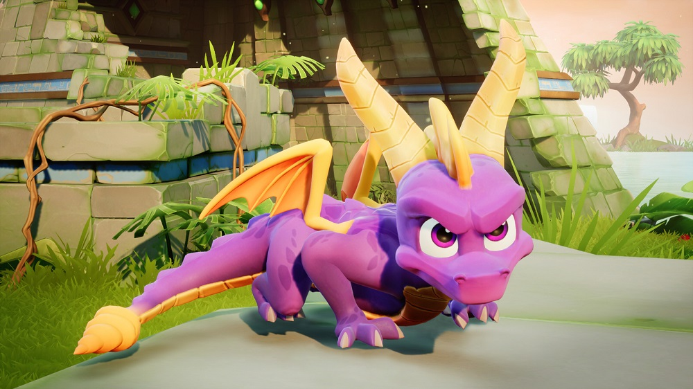 Check out over ten minutes of Spyro Reignited gameplay right here screenshot