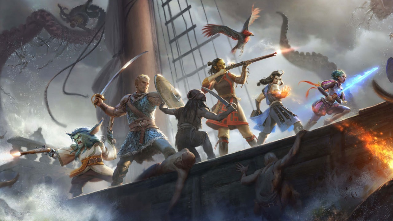 Pillars of Eternity II's Beast of Winter add-on confirmed to launch in the dead of summer screenshot