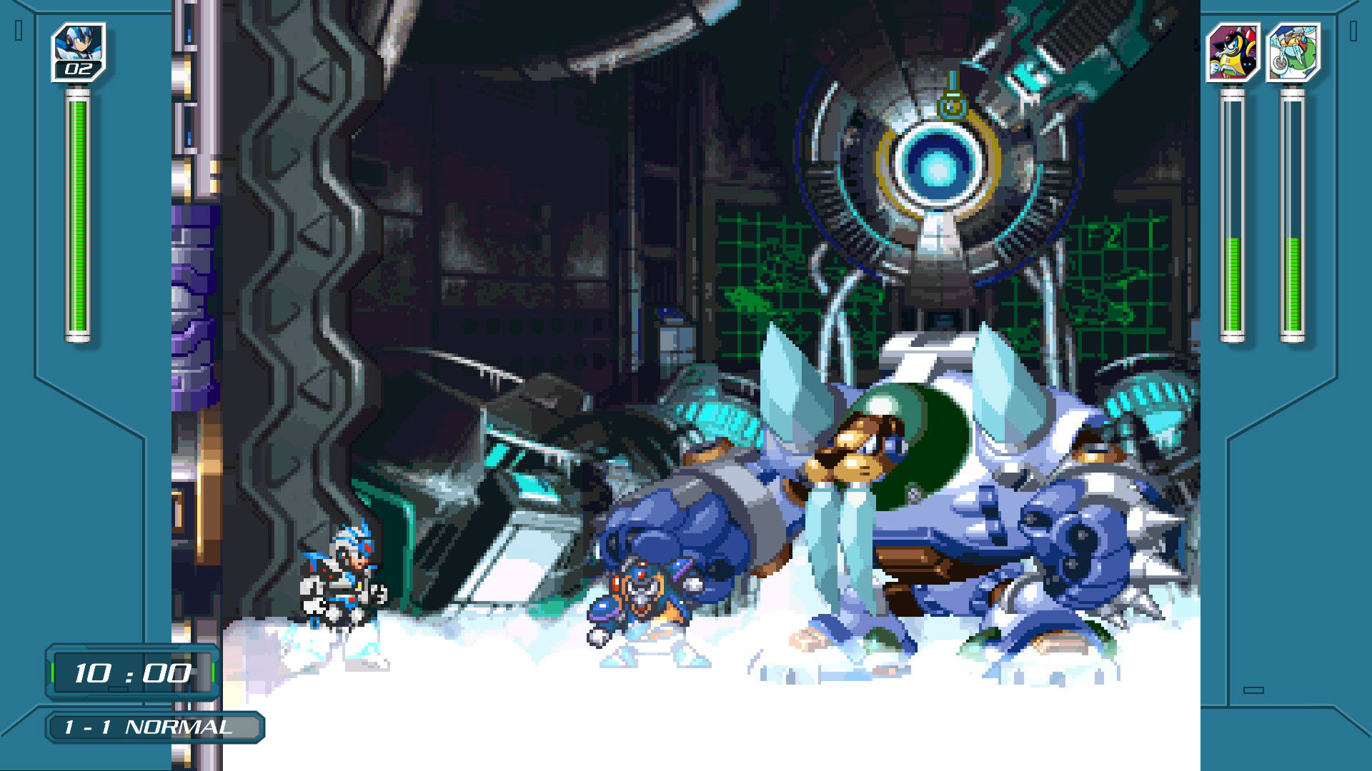 Mega Man X Legacy Collection 1 and 2 review