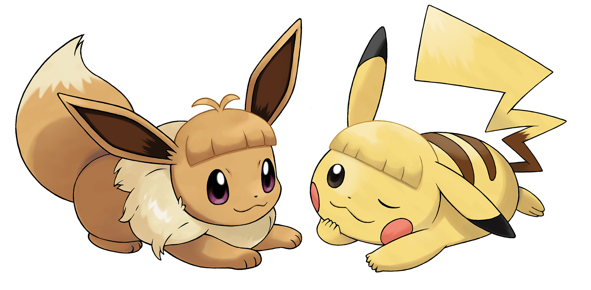 Pokemon: Let's Go, Pikachu has the better exclusives screenshot