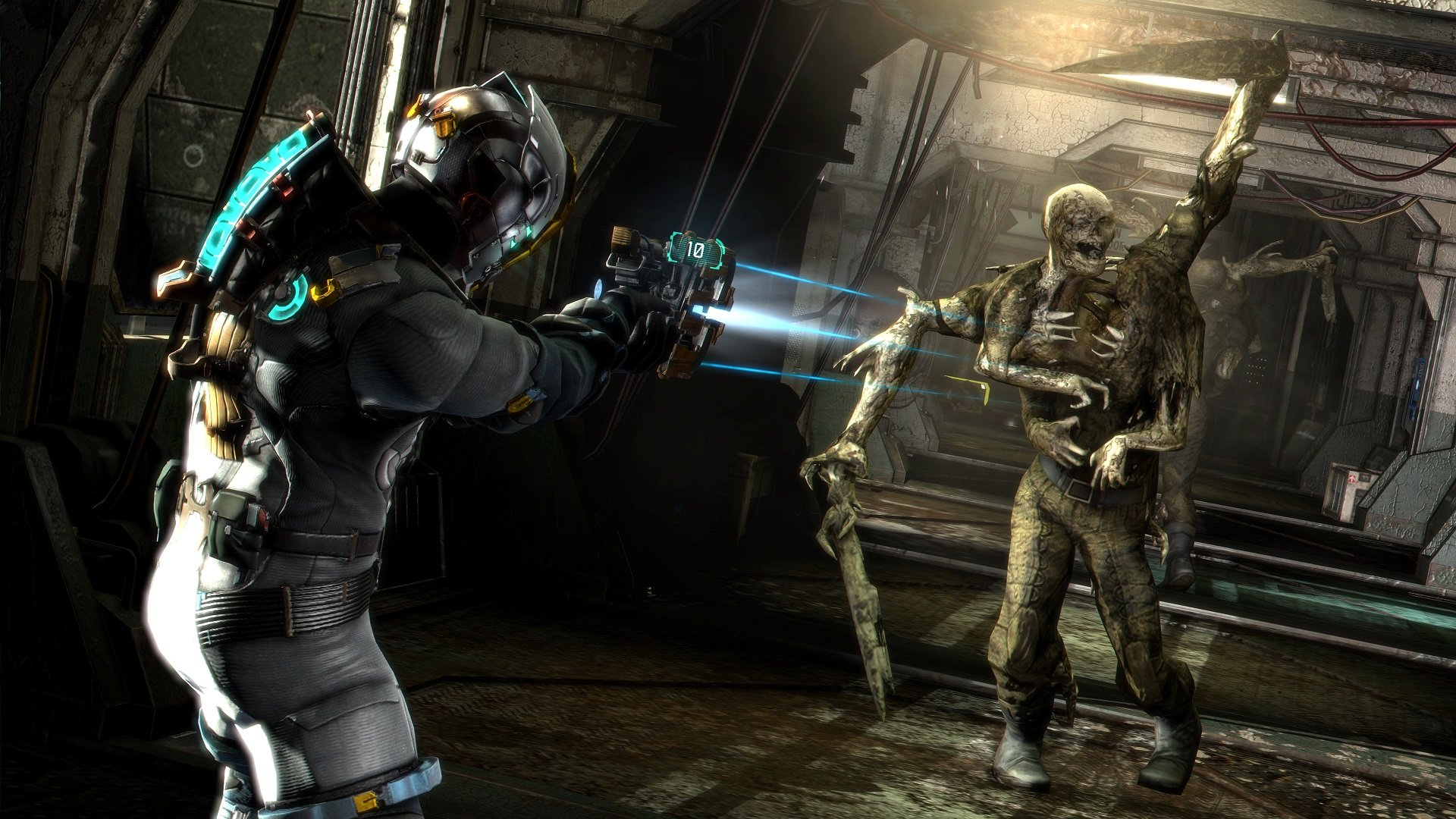 Visceral Had Some Cool Ideas For Dead Space 4 Eurogamer