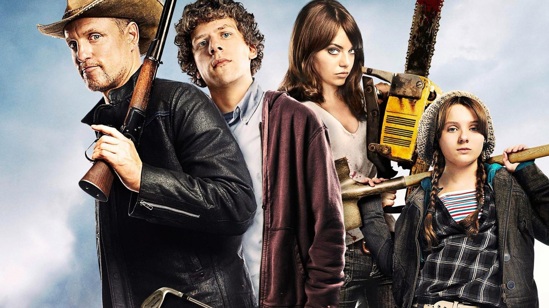 Zombieland 2 is happening with the entire original cast screenshot