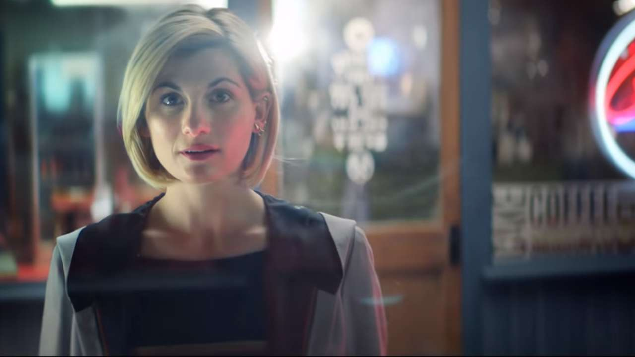 First teaser for the new series of Doctor Who mostly teases screenshot
