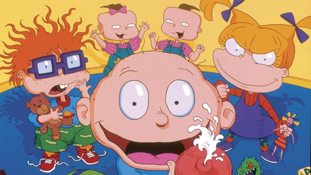 'Hyped' doesn't even cover it for the new Rugrats reboot screenshot