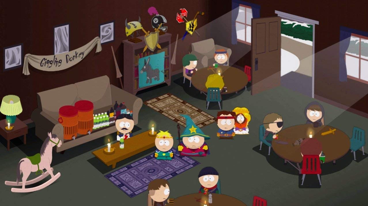 South Park: The Stick of Truth is heading to Switch screenshot